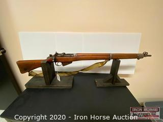 Enfield Model No. 4MK1 Bolt Action 303