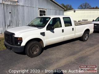 2008 Ford F250 XL Super Duty