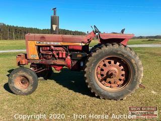 1960's Farmall 806 Tractor