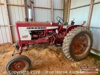 1966 International 504 Tractor