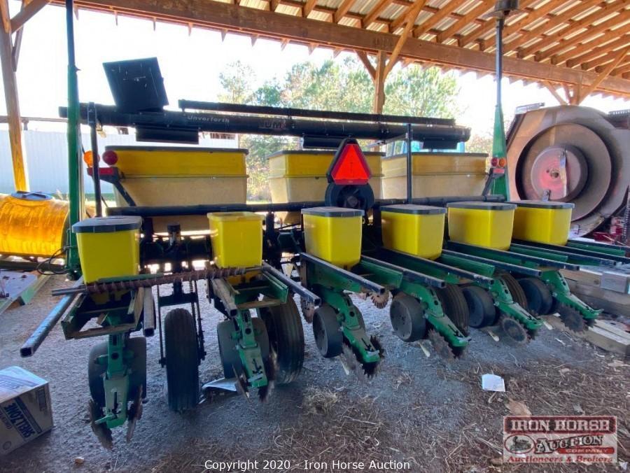 December Farm Equipment