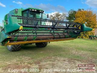 John Deere 920 Grain Head (Combine Not Included)