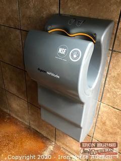 (2) Hand Dryer