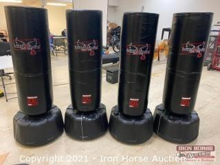 (4) Wavemaster XXL Century Pro Kickboxing Bags