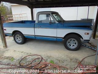 1970 Chevrolet C10 Fleetside
