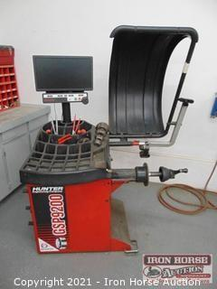 Hunter GSP9200 Tire Balancer