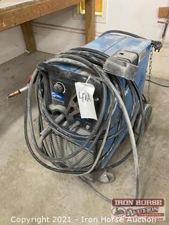 MillerMatic 210 Wire Welder
