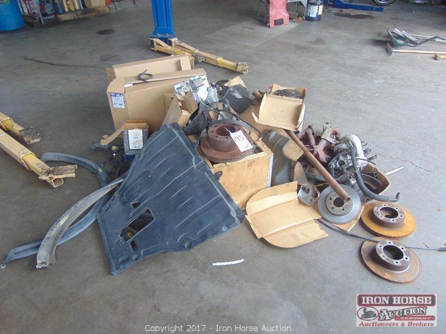 Iron Horse Auction - Auction: Auction of Home Town Auto Center ...