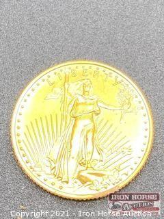 1995 Liberty Head $10.00 Gold Coin