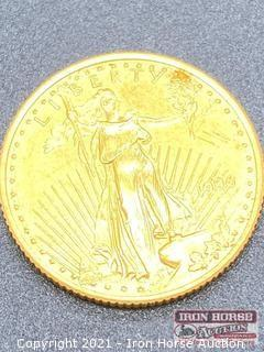 1996 Liberty Head $10.00 Gold Coin