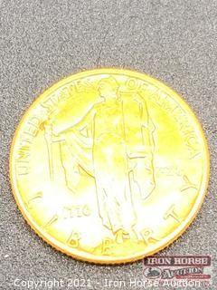 1926 Sesquicentennial $2.50 Gold Coin