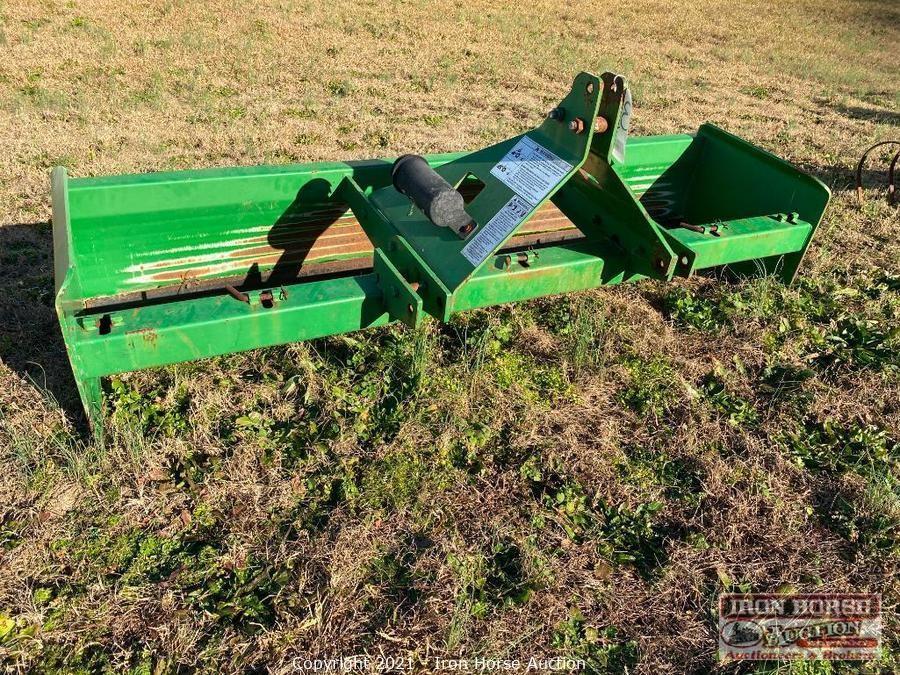 Bankruptcy Farm Equipment Auction