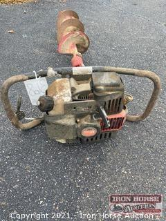 Viper Gas Powered Auger