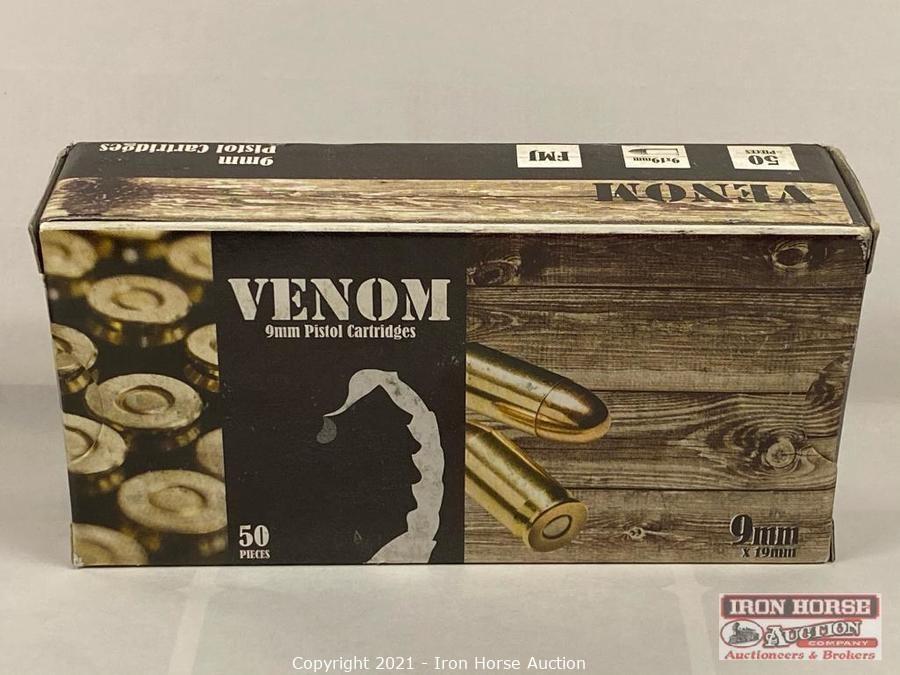 Consignment Ammunition Auction