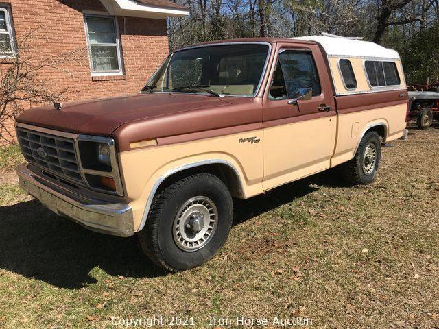 Estate Auction of W. N. Sightler, Lexington County, SC