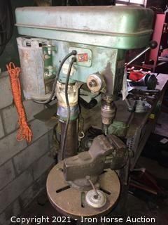 1985 Alltrade Drill Press