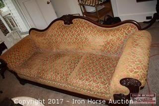 Empire Style Sofa.