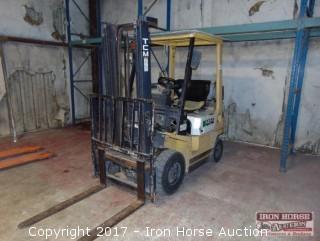 TCM FG15 3,000 Lbs. Cap Forklift