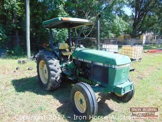 1990 John Deere 2155 Tractor