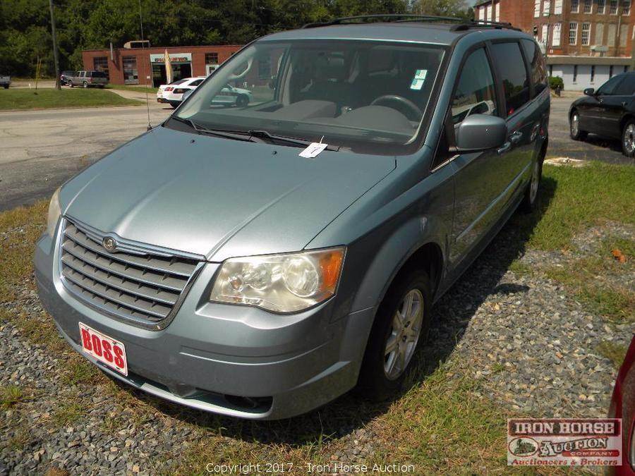 Iron Horse Auction Auction Automobile Auction Item 2009 Chrysler