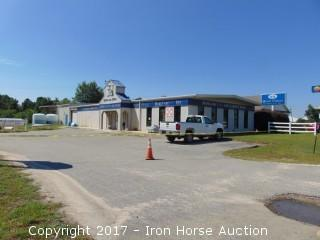 Commercial Building located at 1705 South Highway 401 in Laurinburg, NC