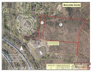 23.44+/- Acres located on Centre Park Drive in Asheville, NC