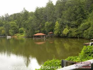 Waterfront Lot on Lake James at Plantation Point in Marion, NC
