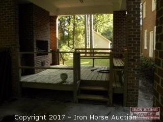 House and lot located at 2009 Pinecrest Drive in Greenville, NC