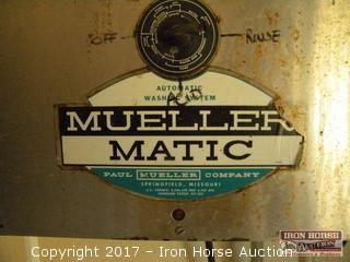 Mueller Matic Automatic Washing System