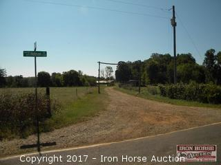 93+/- Acres w/ Home Located at 385 Hamps Dairy Lane in Cleveland, NC