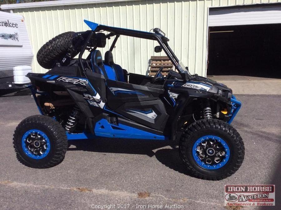 Iron Horse Auction - Auction: RZR 1000, Chevy Silverado SS