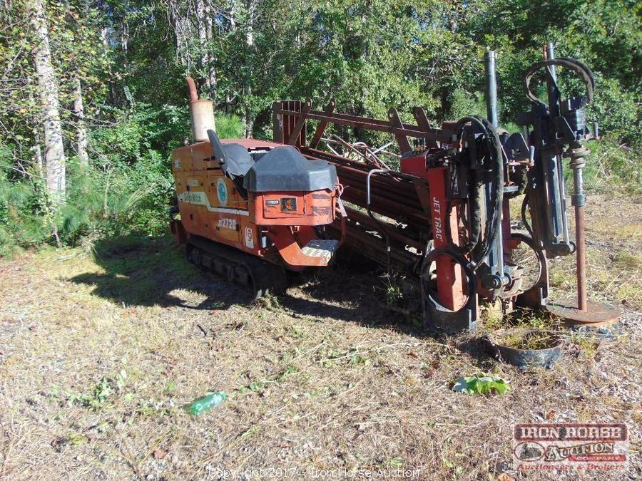iron horse auction auction auction of working drills backhoes rh ironhorseauction info